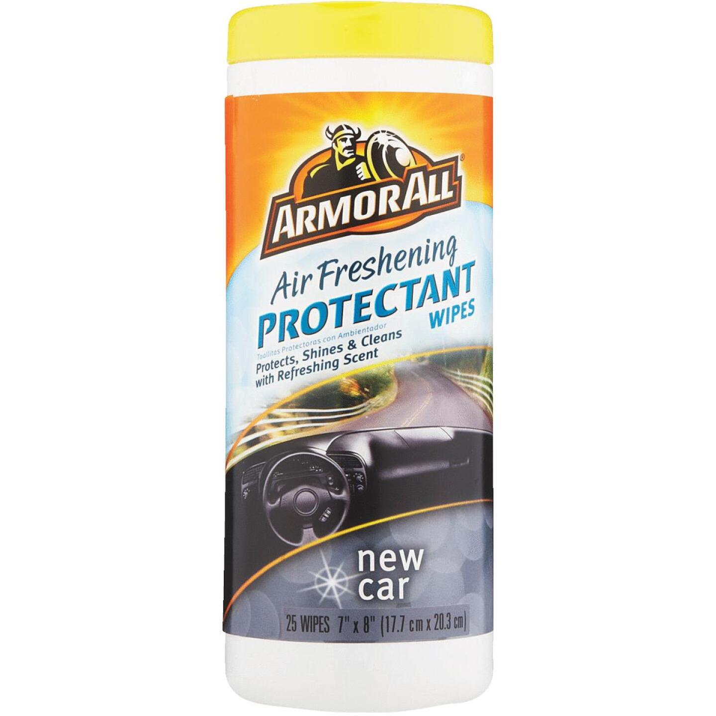 Armor New Car Scent Wipe Protectant Wipe Image 2