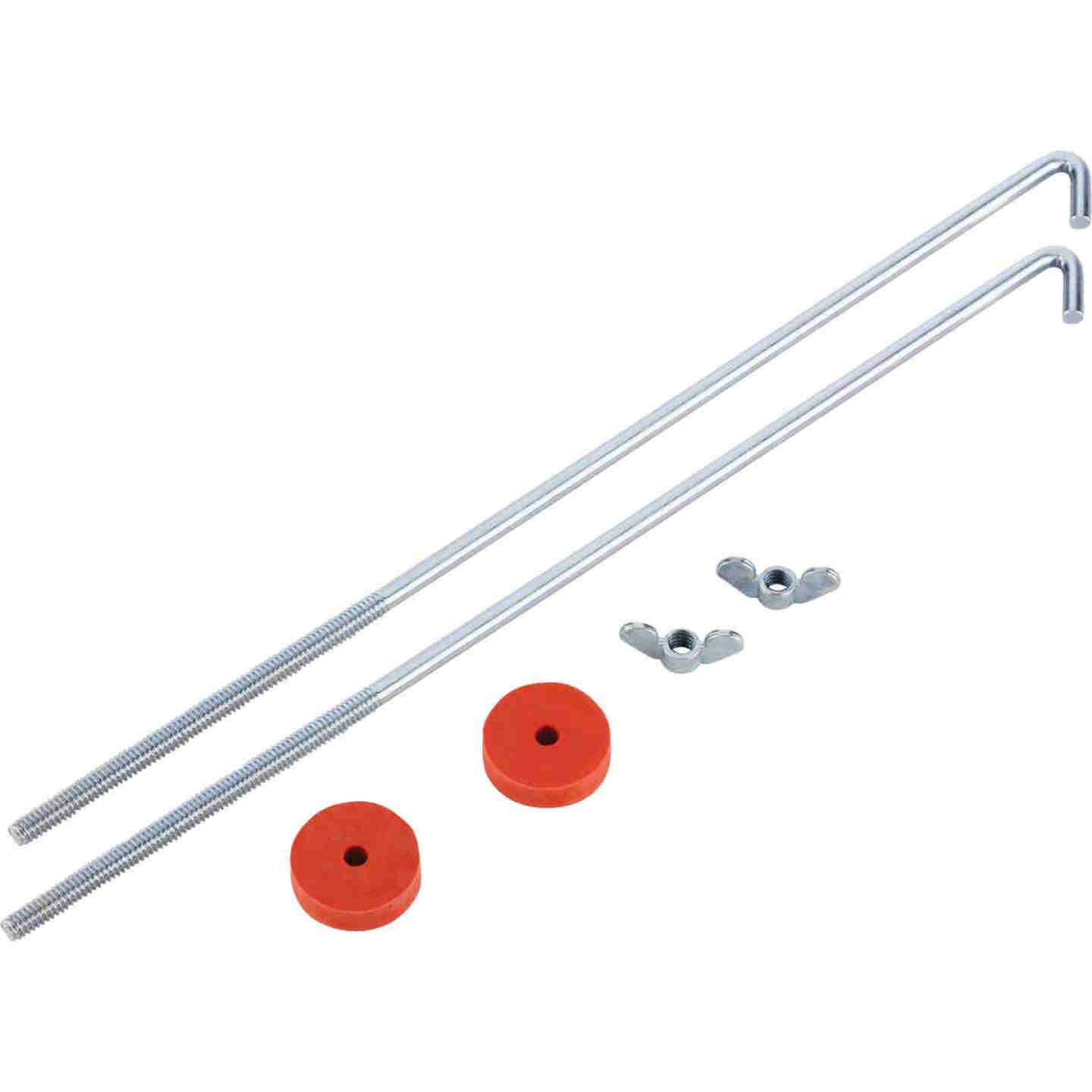 Road Power J Style Bolt 12 In. Battery Hold Down (2-Count) Image 1