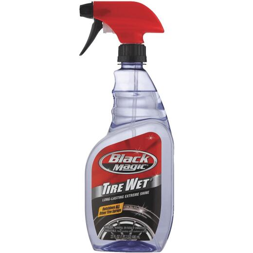 Black Magic 23 Oz. Trigger Spray Tire Cleaner