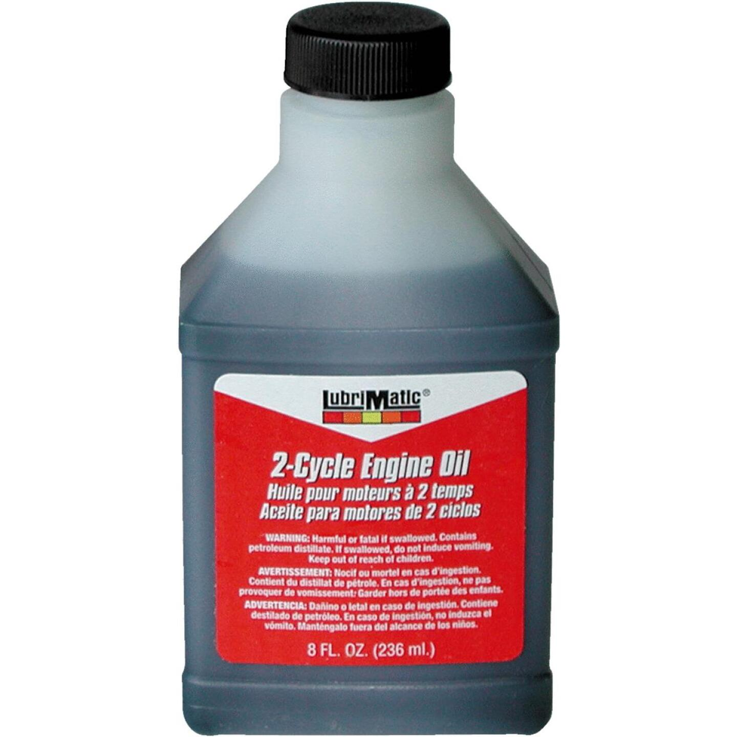 LubriMatic 8 Oz. Air Cooled 2-Cycle Motor Oil Image 1