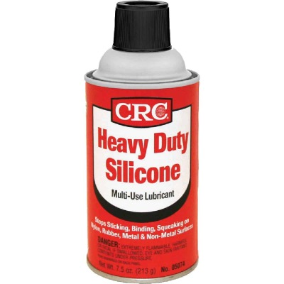 CRC 7.5 Oz. Aerosol Heavy-Duty Multi-Use Silicone Lubricant