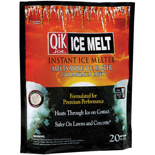 Qik Joe 20 Lb. Ice Melt Pellets