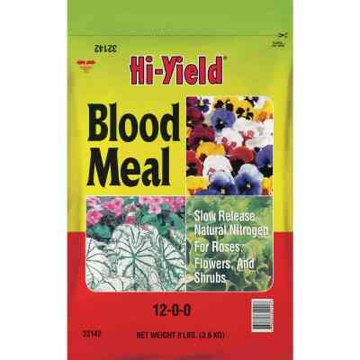 Hi-Yield 8 Lb. 12-0-0 Blood Meal