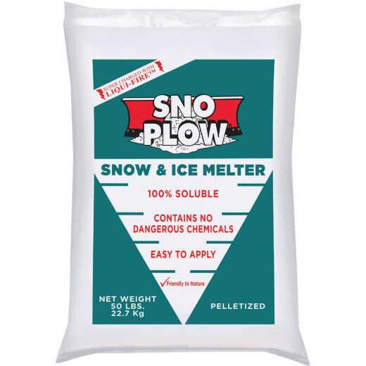Sno Plow 50 Lb. Ice Melt Pellets