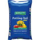 Schultz Premium 2 Cu. Ft. All Purpose Indoor & Outdoor Potting Soil Plus Image 1