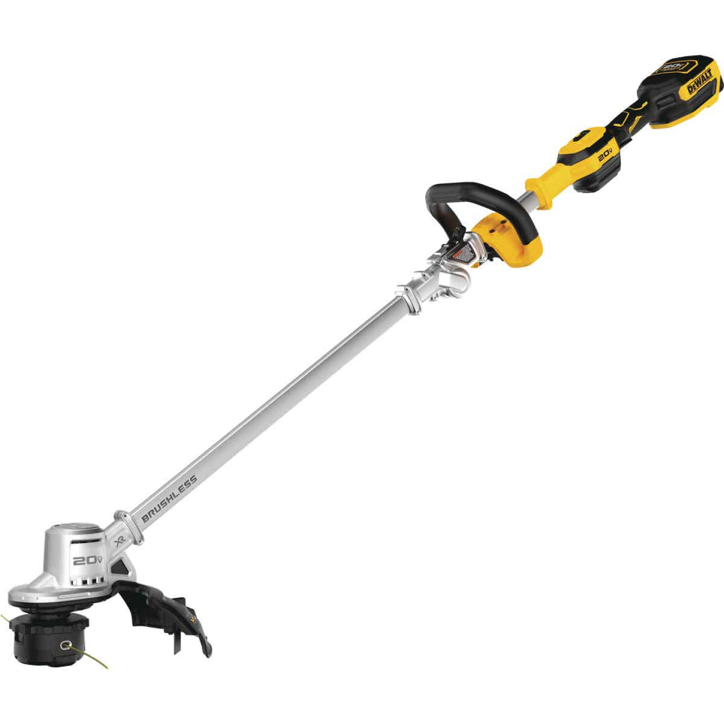 DeWalt 20V MAX 14 In. Folding String Trimmer Image 1
