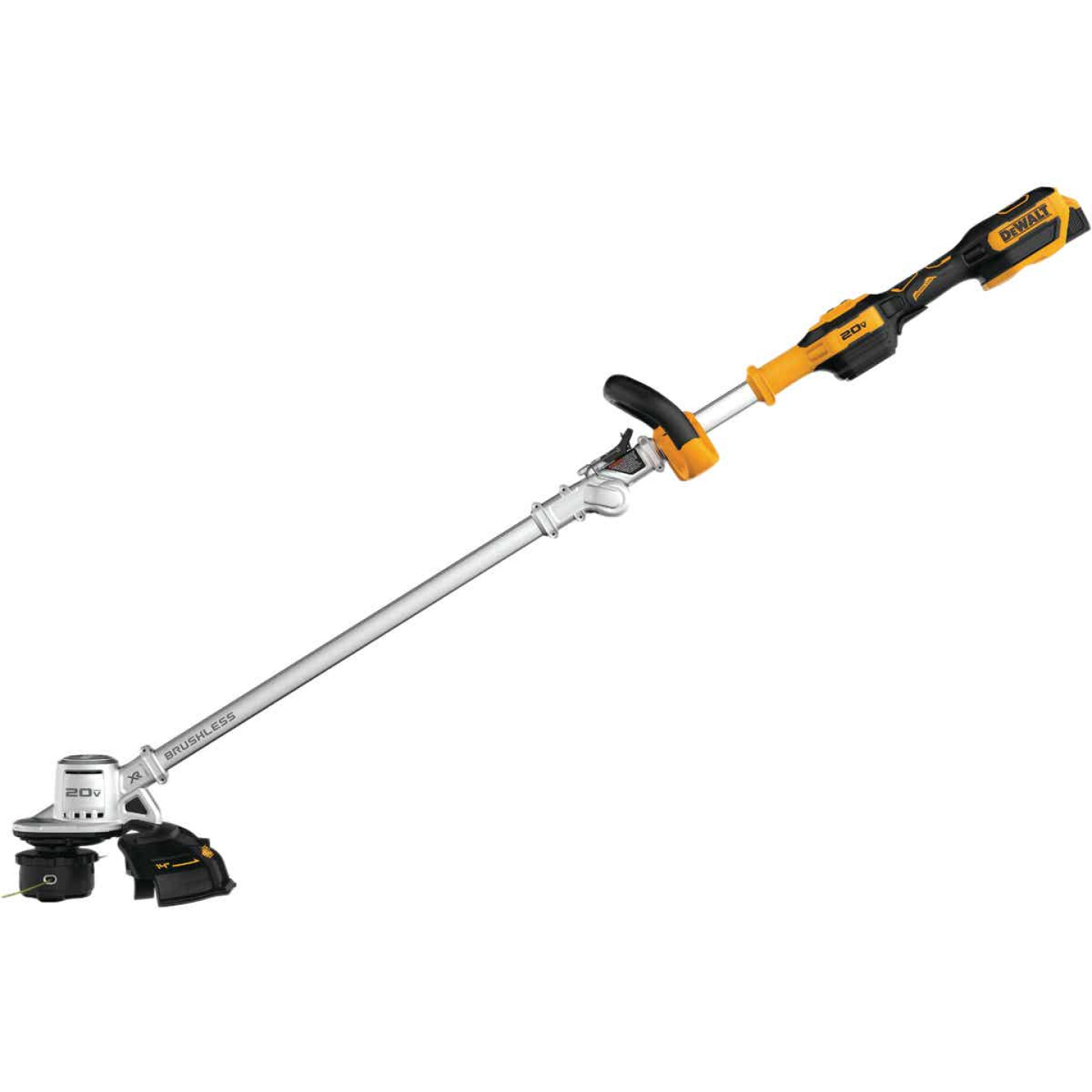 DeWalt 20V MAX 14 In. Folding String Trimmer Image 6