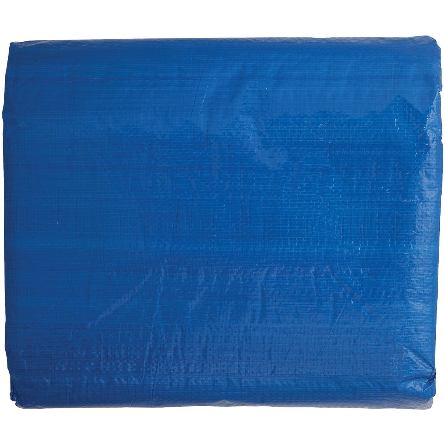 Do it Best Blue Woven 18 Ft. x 24 Ft. Medium Duty Poly Tarp Image 3