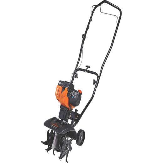 Troy-Bilt TB225 9 In. 25cc Mid Tine Forward-Rotating Garden Tiller/Cultivator