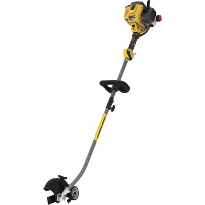 DeWalt Trimmer Plus 9 In. 27cc 2-Cycle Straight Shaft Gas Edger