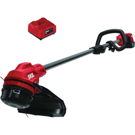 SKIL PWRCore 20V Brushless 13 In. Cordless String Trimmer