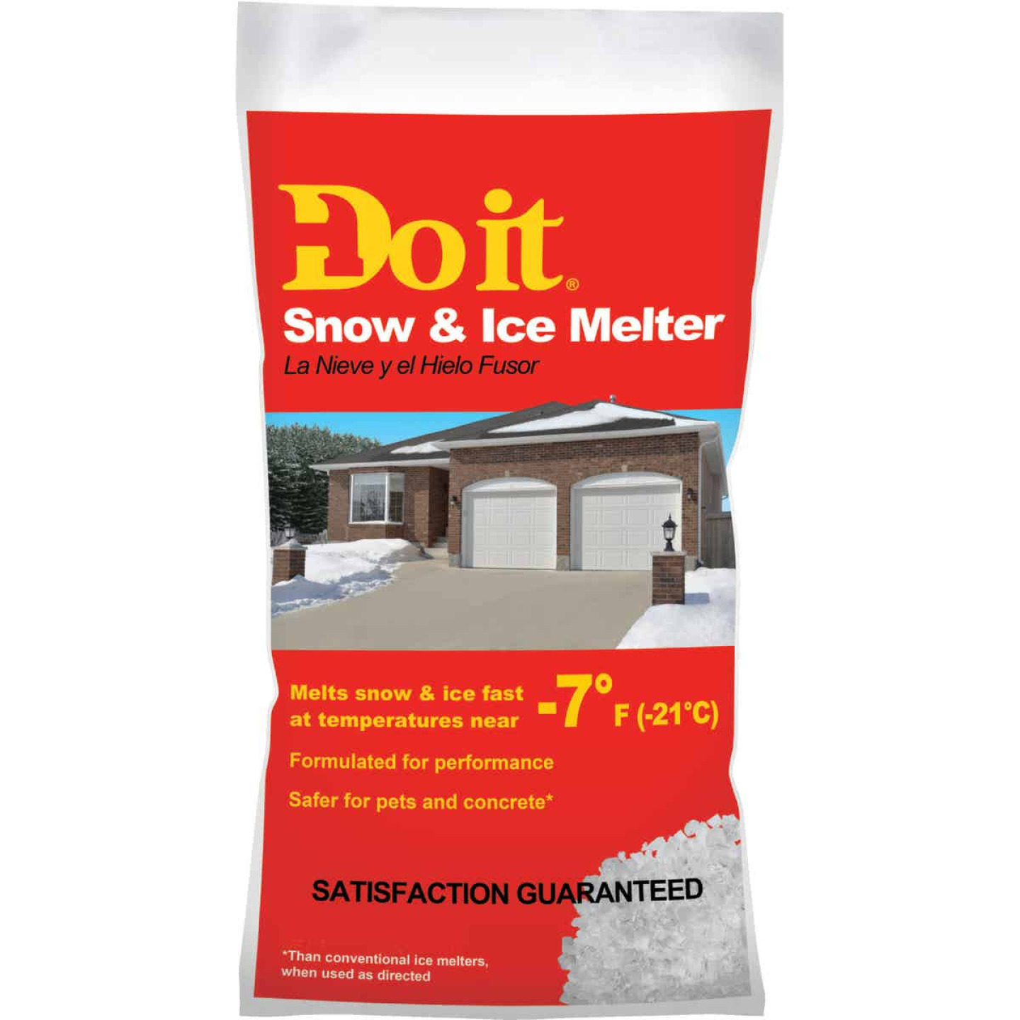 Do it 40 Lb. Snow And Ice Melt Pellets Image 1